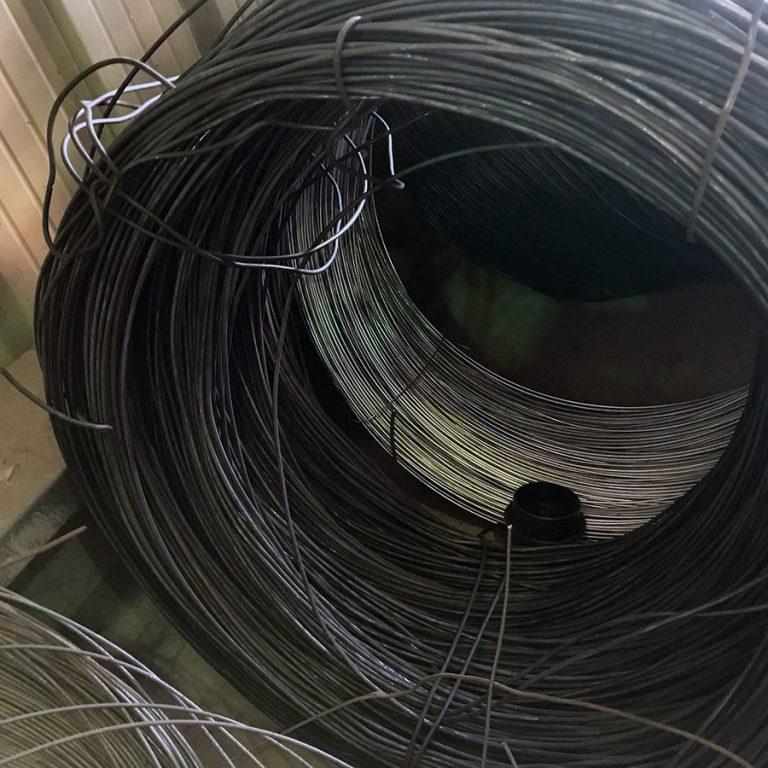 Σύρμα ίσιο μαύρο